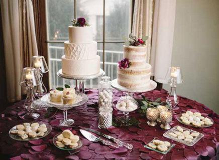 ウエディングケーキを楽しむための3つのアイディア